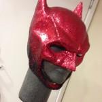 Vegas Batman Cowl (Red)